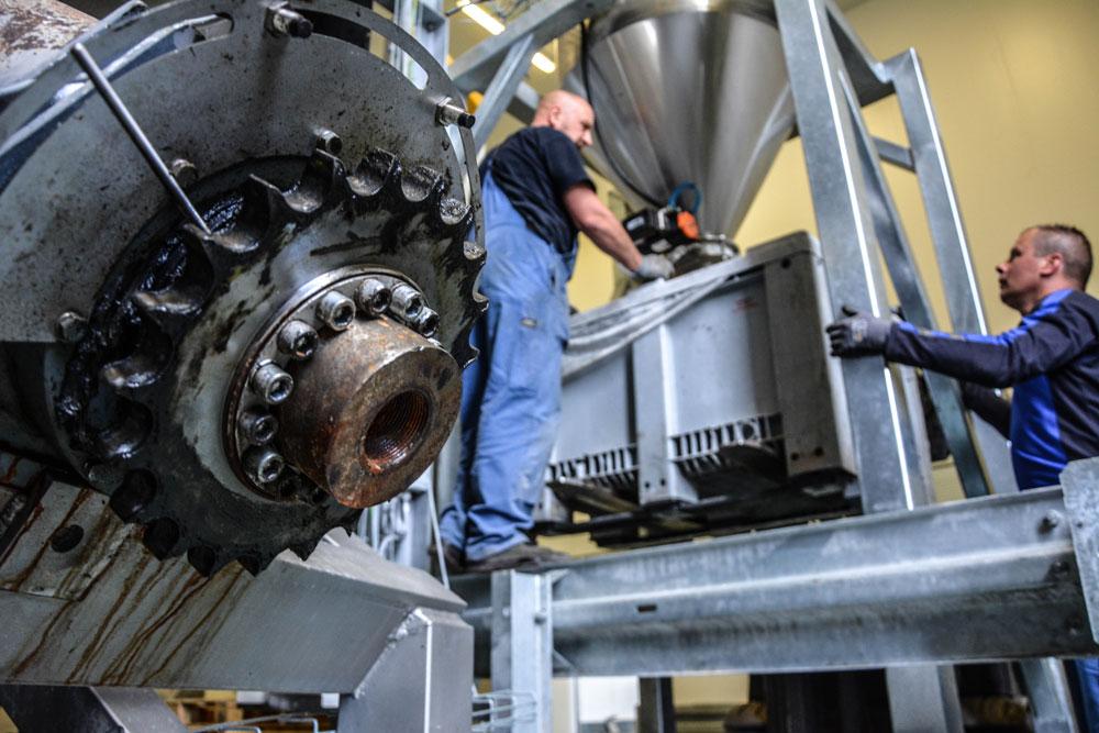 Afbeelding Schipper Technisch Serviceburo Industrial moving services