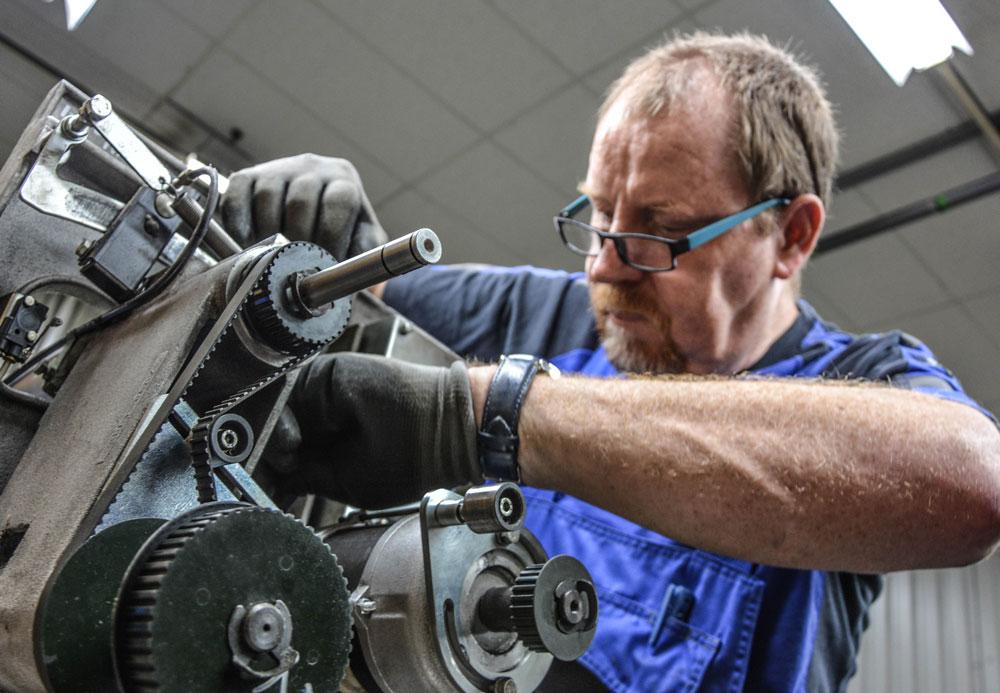 Afbeelding Schipper Technische Services Machine Optimalisatie