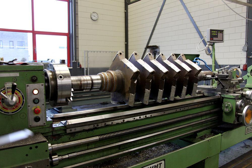 Afbeelding Schipper Technisch Serviceburo Project: Revisie Rotoras