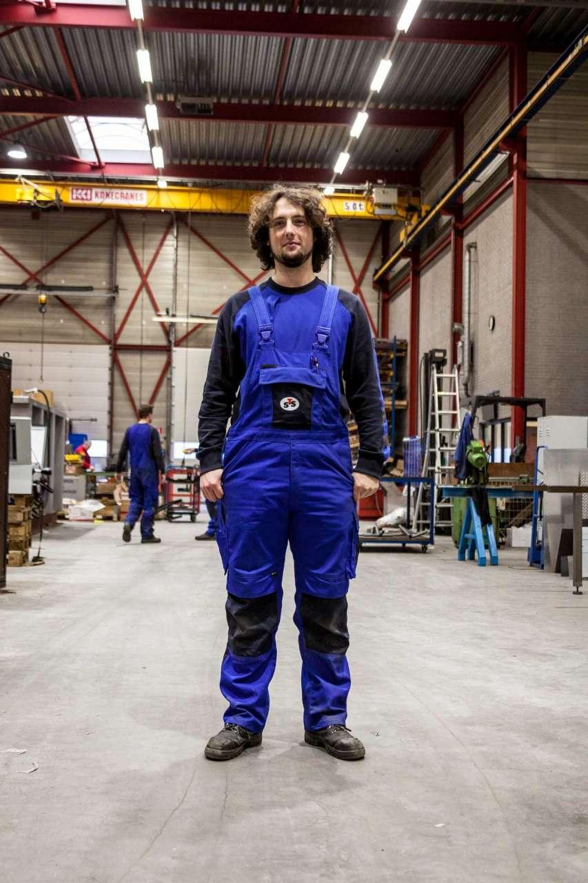 Afbeelding Schipper Technisch Serviceburo Nieuw gezicht: Lars Boesschen Hospers