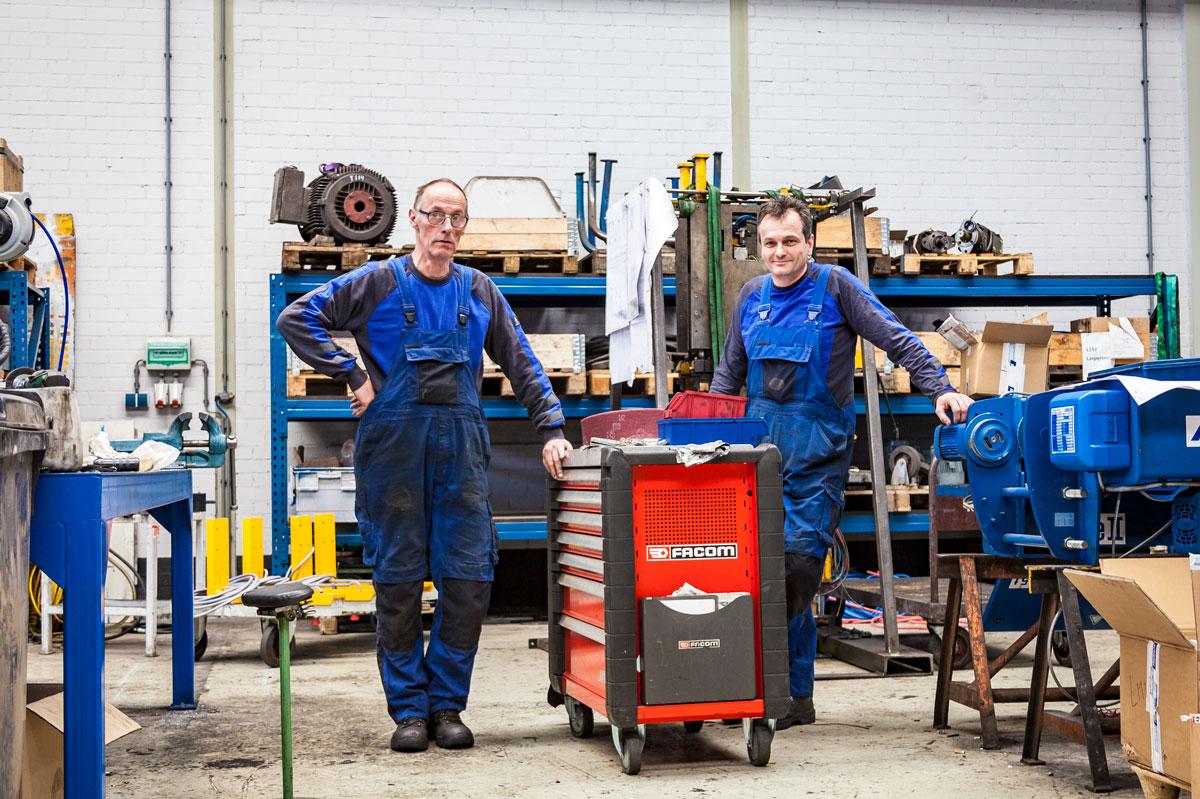 Afbeelding Schipper Technische Services Van Merksteijn: samen staan we sterk