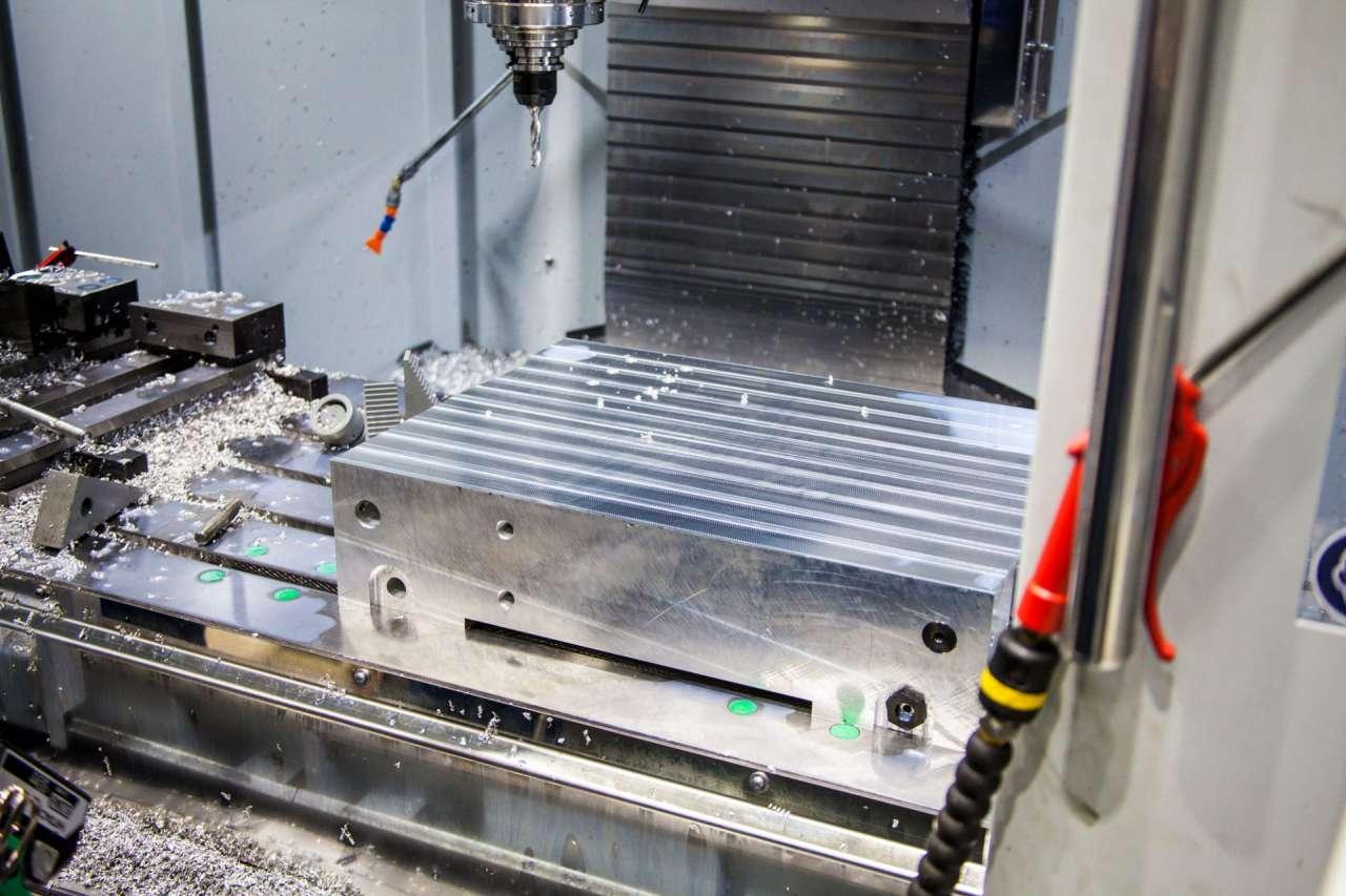 Afbeelding Schipper Technisch Serviceburo Spoedklus: groot maatwerk uit massief aluminium