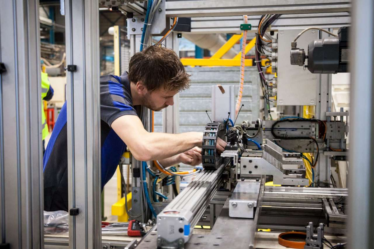 vestiging Hardenberg (Industriële Automatisering