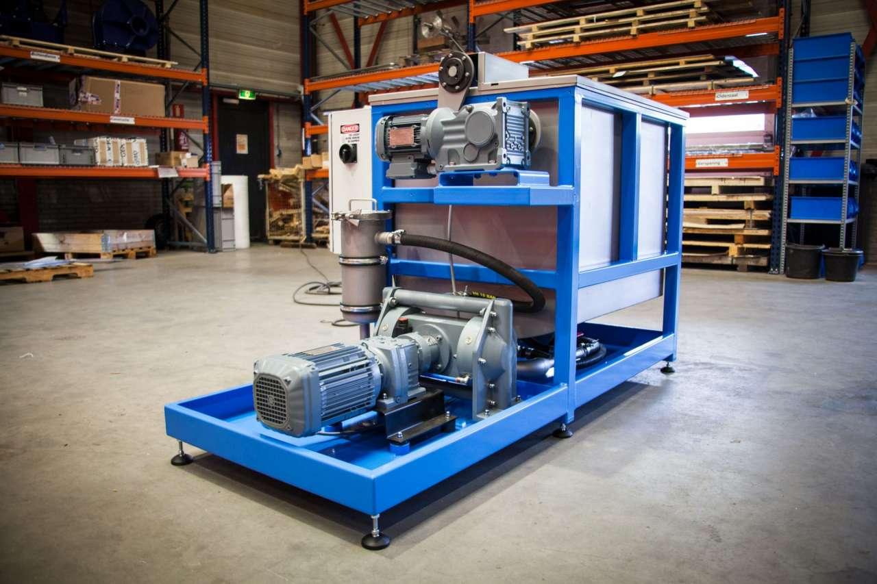 Afbeelding Schipper Technisch Serviceburo Diptank voor consistent coatingproces