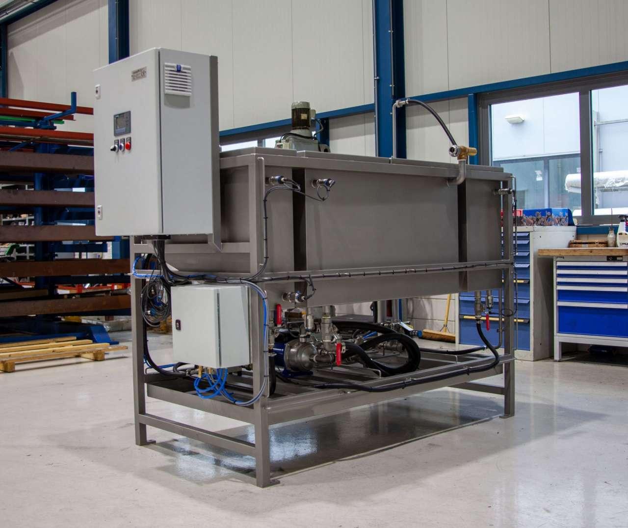 Afbeelding Schipper Technische Services Menginstallatie textielbedrijf